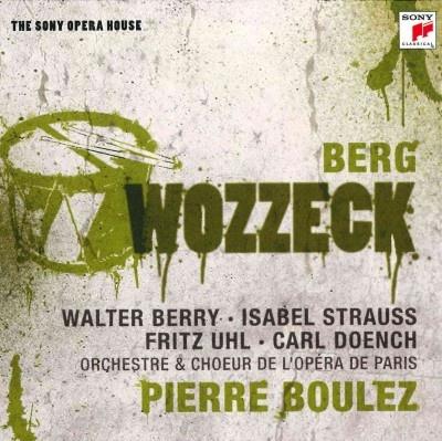 Photo of Walter Berry - Berg: Wozzeck