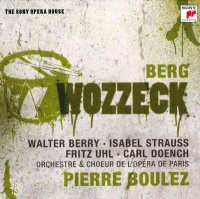 walter berry berg wozzeck cd