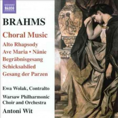 Photo of Warsaw Philharmonic - Brahms: Choral Music Alto Rhapsody Ges