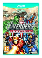 marvel super heroes wii u