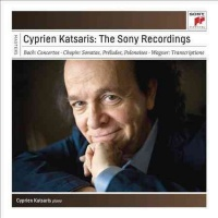 cyprien katsaris sony recordings cd