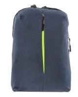 PowerUp Urban Denim Laptop Backpack Denim Blue