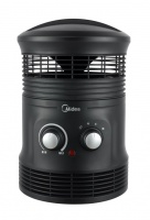 Midea 360 Degree Cylinder Fan Heater