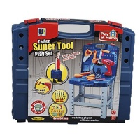 Multifunctional Building Play and Repair Tool Set