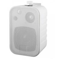 Speaker 4 10W Plastic Moulded 8ohm WHT