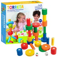 Beleduc Germany Torreta A Fine Motor Dexterity Game