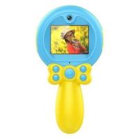 Bunker Childrens Cute Rechargable Digital Dual Camera