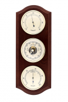 Fischer Classic Weather Station 84mm 9176 22 Low Altitude