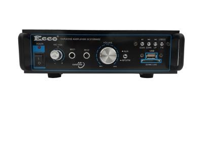ECCO EC3109A02USBSDMMCFMMP3AUXKaraoke Amplifier