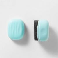 home portable mini travel sponge leather shoes polish