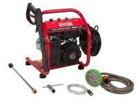 ryobi petrol high pressure washer 1600w ajp 2900 pressure washer