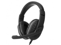 astrum wired usb headset black hs790 a12079 b