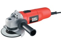 Black and Decker Black Decker 900W 115mm Small Angle Grinder