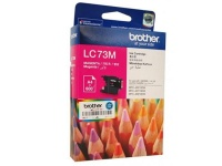 Brother LC 73M Magenta Ink