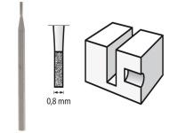 Dremel Straight Engraving Cutter 08mm 111