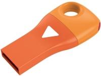 Emtec D300 Usb 20 Car Key 32GB Orange
