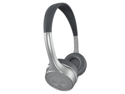 Photo of IFrogz Toxix Plus On Ear Headphone With Mic - Platinum
