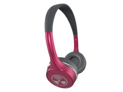 Photo of IFrogz Toxix Plus On Ear Headphone With Mic - Rose Pink