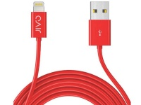 Jivo Lightning Cable X Long 3 Meters Red