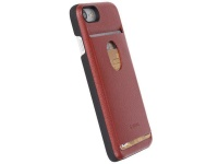 krusell timra walletcover for the apple iphone 7 rust 60743