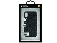 krusell tumba 2 card cover for iphone x black ff 61107