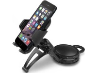 macally adjustable car phone holder for android and iphone