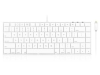 macally full size keyboard for iphone and ipod ikeyltii