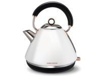 Morphy Richards 15L 2200W Cordless Stainless Steel Kettle