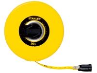 stanley fiberglass blade long tape rules 20m stht34296 8 hand tool