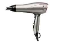 Taurus Hair Dryer AC Motor Silver 3 Speed 2400W Studio 2400 Ionic