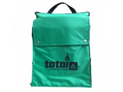 Totai Backpack Picnic Rug Green