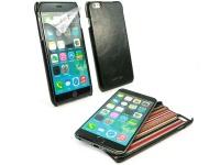 tuff luv alston craig leather cover for iphone 6 plus black
