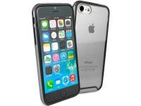 tuff luv essence bumper case for apple iphone 7 plus grey
