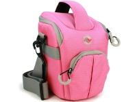 Tuff Luv Tuff Luv Expo 1 Outdoor Adventure Camera Bag Medium Pink