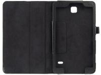 Tuff Luv Tuff Luv Leather case for Samsung Galaxy Tab 4 70 Black
