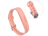 Tuff Luv Silicone Strap Band for the Fitbit Flex 2 Pink
