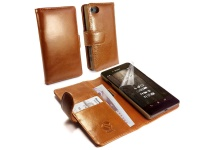 Tuff Luv Song Xperia Compact Mini Leather Wallet