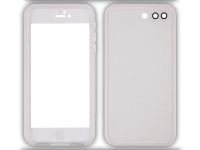 tuff luv waterproof case for the apple iphone 7 plus clear