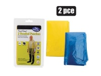 travel smart raincoat poncho hood 2 pack 174 008023 heater