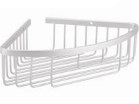 casa aluminium rounded corner bathroom shelf ku030 bathroom accessory