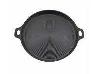 totai 35cm round ribbed griddle 18sm350 2 braai equipment
