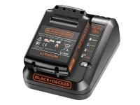 Black and Decker Black Decker 18V Li Ion 1Amp Charger plus battery