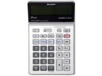 sharp multifunctional el 387v calculator