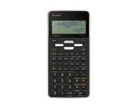 sharp el w535sabwh white calculator