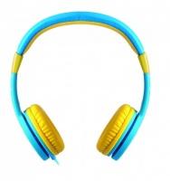 astrum hs150 kids safe 85db max headphones earphone