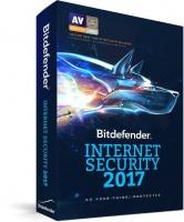 bitdefender internet security 2017 2 user 1 year dvd security utility
