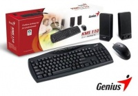 genius 3 1 speakers keyboard mouse combo