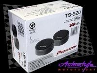 pioneer 200w speakers