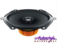 hertz dcx 5703 120w 5x7 speakers