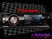 pioneer dvh 765av 3 lcd screen front loader